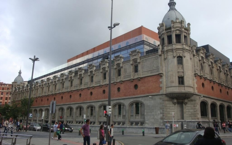 Centro azkuna alh ndiga bilbao basque destination - Clinica guimon bilbao ...