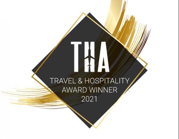 Travel & Hospitality Award Winner for 2021