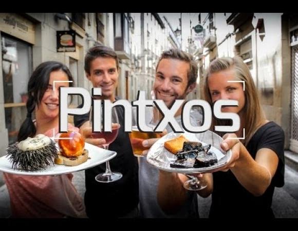 PINTXOS IN SAN SEBASTIÁN-DONOSTIA